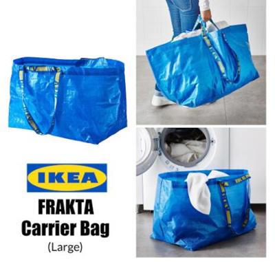 Ikea Frakta Carrier Bag Large Laundry