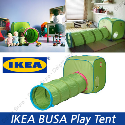 [IKEA] BUSA Play Tent Tunnel Childrens tent Tunnel Home  sc 1 st  Qoo10 & Qoo10 - BUSA Play TentTunnel : Stationery u0026 Supplies