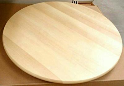 Ikeaikea Snudda Turning Serving Wood Plate