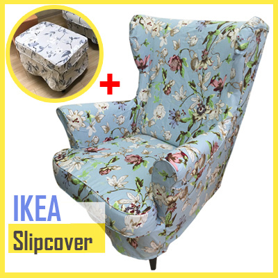 Qoo10 Ikea Strandmon Furniture Amp Deco