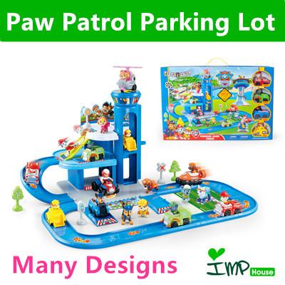 qoo10 paw patrol playset toys. Black Bedroom Furniture Sets. Home Design Ideas