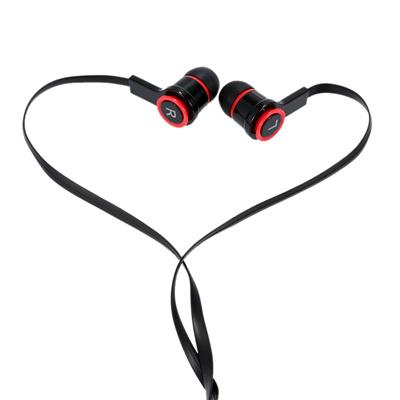 In-ear Binaural Stereo Headset 3.5mm Audio Plug Music Earphone Noise Cancellation Headphone with