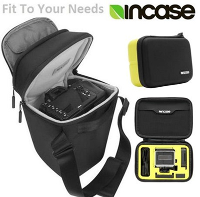 [INCASE] Incase Mono Kit for GoPro Hero/Incase DSLR Case/ipad case  sc 1 st  Qoo10 & Qoo10 - INCASE GoPro case : Menu0027s Bags u0026 Shoes