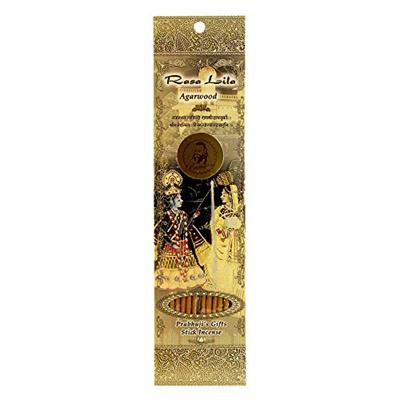 Incense Sticks Rasa Lila - Premium Incense - Agarwood