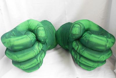Incredible Hulk Smash Hands