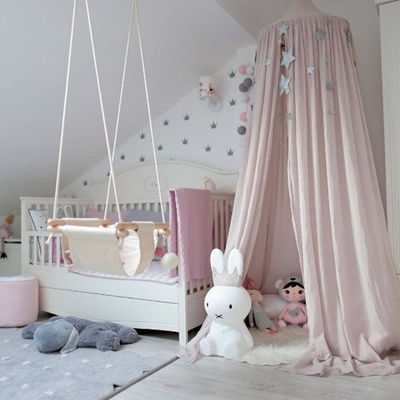 Qoo10 - Infant Room Dome Tent Bed Curtain Children Play Princess Tent for Kids...  Kids Fashion & Qoo10 - Infant Room Dome Tent Bed Curtain Children Play Princess ...