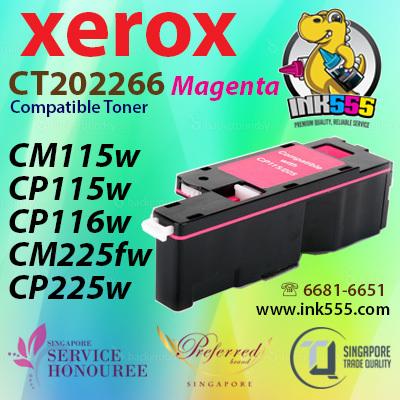 Ink555Fuji Xerox CT202266 Magenta (Compatible)