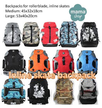 a4de7c1dc4 Qoo10 - Rollerblade backpack   Sports Equipment