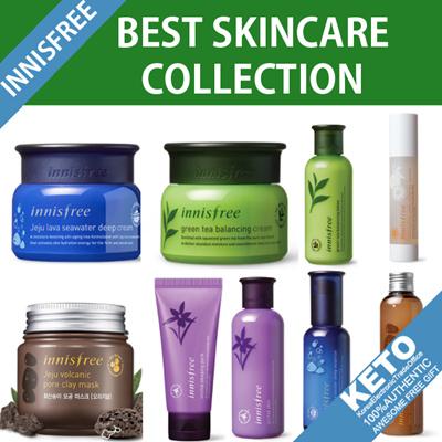 Qoo10 Innisfree Best Skincare Orchid Green Tea Jeju