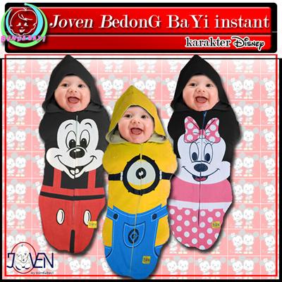 Qoo10 Instant Baby Wrap Joven Hoodie Shirt Cartoon Character