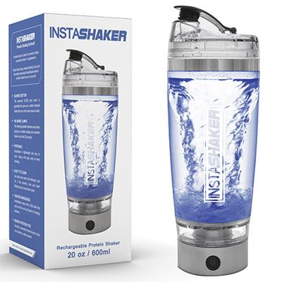Qoo10 Instashaker Protein Shaker Bottle Electric