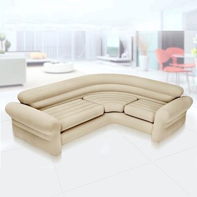Qoo10 Intex Air Sofa 4p Furniture Amp Deco