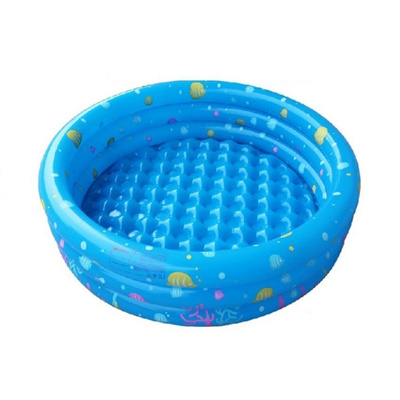 Intime Inflatable Round Swimming Pool 150x42CM/ Baby Swimming Pool/  Inflated Swimming Pool