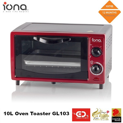 Countertop Oven Hk : Qoo10 - Iona 10L Oven Toaster - GL103 ( 1 Year Warranty) : Home ...