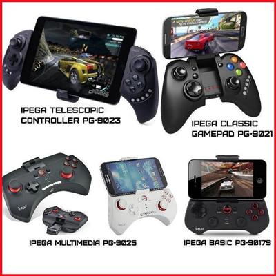 Ipega Wireless Bluetooth Gamepad Game Controller Joystick Android Ios Game Handle Gaming Keyboard