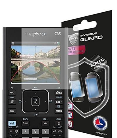 IPG For TI Nspire CX CX CAS Graphing Calculator Screen Protector Texas  Instruments Screen Protectio