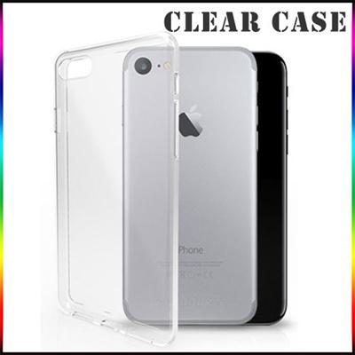 competitive price 44e72 9bc1f iPhone 7 case silicone clear case iPhone 7plus iPhone 6 iPhone 6Plus Galaxy  S7 / S6 edge transparent