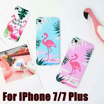 flamingo iphone 7 plus case