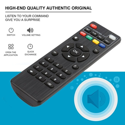IR Remote Control for Android TV Box MXQ/MXQ PRO/ MXQ PRO+/ MXQ 4K  etc Replacement Remote Controller