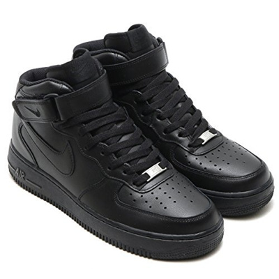 timeless design b6b92 9ee0f Qoo10 -  iroiro  NIKE Nike Air Force 1 Mid 07  AIR FORCE 1 MID 07  Black    Bla...   Sports Equipment