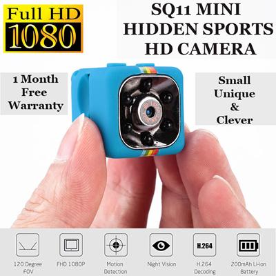 81e66fa68bfa2 Qoo10 - SQ11 HIDDEN SPORTS H   Cameras   Recorders