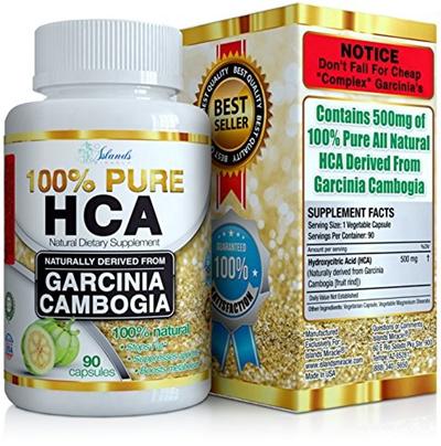 Island S Miracle 100hca Isl Pure Hca Diet Pills Extreme Potency Garcinia Cambogia Extract Slim