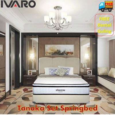 deko furniture. IVARO Set Springbed Tanaka Plus Bantal Guling - FREE Shipping Jabodetabek Deko Furniture
