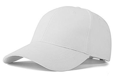 750a92adf0e Qoo10 - IZUS Unisex Plain Easy Adjustable Baseball Cap Hat Modern Design   Men s  Bags   Shoes