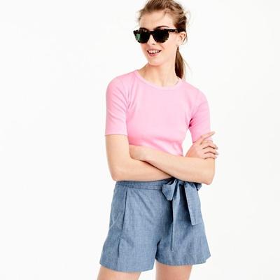 820b59f18a94 Qoo10 - J. Crew / J.Crew//New perfect-fit T-shirt : Women's Fashion