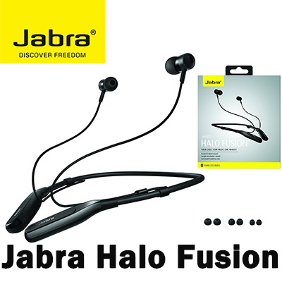 edfc92670f1 Jabra Sport Halo FUSION Wireless Earphone Bluetooth Stereo Earbuds