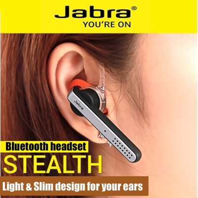Qoo10 - Jabra STEALTH Mini Bluetooth Headset HD Voice Sound Google Now suppor... : Mobile Devices