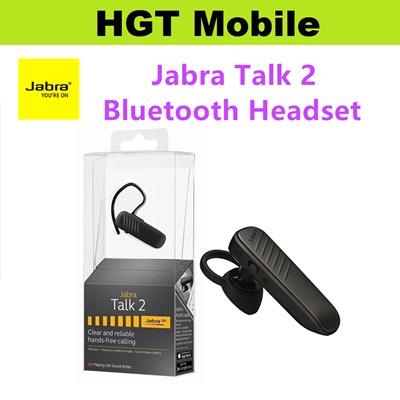536538fec4b Jabra Talk 2 Bluetooth Headset / 9 Hours Talk Time