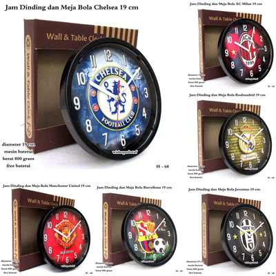 Qoo10 - JAM DINDING BOLA   Furniture   Dekorasi fc852acec5