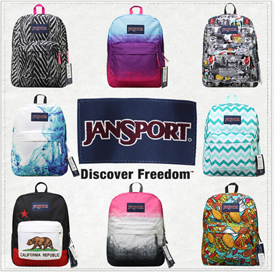 Qoo10 - 100% Authentic Jansport /Superbreak Bag/backpack solid ...