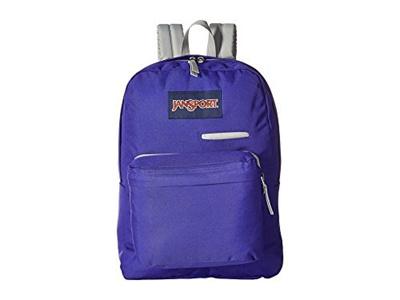 cheaper 4b32c b8867 JANSPORT Backpack Digibreak Violet Purple T50F05B