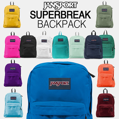 0c193ac8df128 Qoo10 - [JanSport]☆Authentic 100%☆JanSport SUPERBREAK Backpack ...