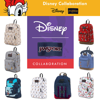 Qoo10 - 【JANSPORT x DISNEY】 Limited SUPERBREAK DISNEY RIGHT PACK ...