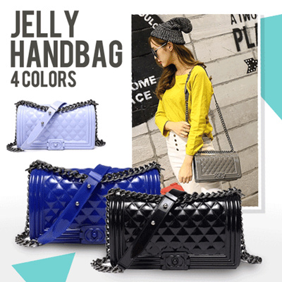 Qoo10 - JAPAN BEST SELLER!! TOYBOY JELLY HANDBAG  TAS WANITA ... b5e6d00a05