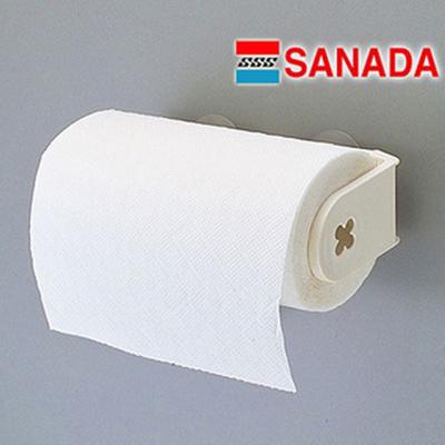 japanese toilet paper holder. Japan imported Sanada kitchen Towel rack suckers creative toilet roll  holder tissue hooks tis Qoo10