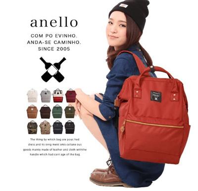 ea3eb3f9e9 ☆JAPAN TOP SELLING☆  READY STOCK  ANELLO style PREMIUM Quality Unisex Shoulder  bag