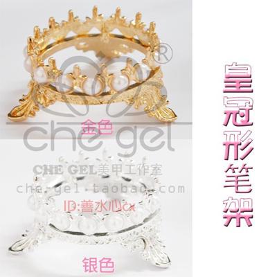 Qoo10 Japanese And Korean Nail Art Gold Plated Crown Beacon Beacon