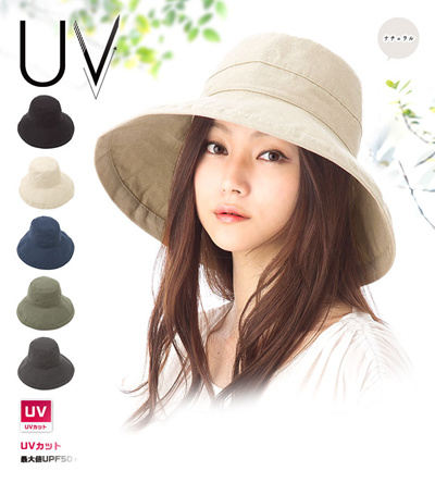 b2ccb7e97ef Qoo10 - Japanese summer cotton Korean version of UV protection sun hat  large b...   Men s Bags   Sho.