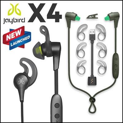df189eeb368 Jaybird X4 Bluetooth Wireless Earbuds Earphone Headphone Earphones  Headphones