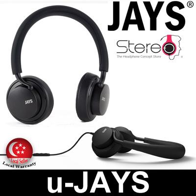 JAYS u-JAYS Headset / Headphone / Earphone / Local Set with Local Warranty