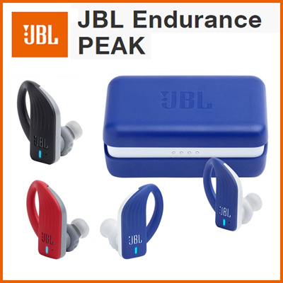[JBL]JBL Endurance PEAK True Wireless Sports Headphone Earphone Headphones  Earphones Earbud