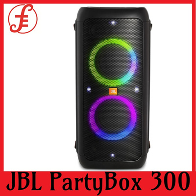 JBLJBL PartyBox 300 Bluetooth party speaker with light effects