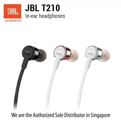 Earphones pack of 10 - jbl t210 earphone