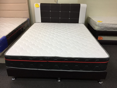 Qoo10 - [JCS Furniture] Cheap Mattress and Bed-frame Set : Furniture ...