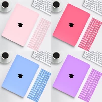 Qoo10 - [JD Mall] Free Keyboard Protector MacBook Matte Crystal Translucent Ha... : Computer & Game