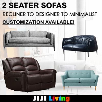 Qoo10 - 2 Seater Sofa : Furniture & Deco